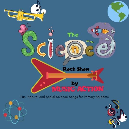 CONCIERTO DE CANCIONES DE SCIENCE  «THE SCIENCE SHOW» PARA ED.PRIMARIA